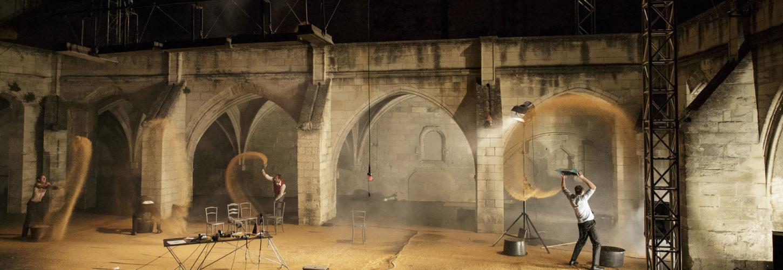 RUMEUR ET PETITS JOURS - Festival d'Avignon