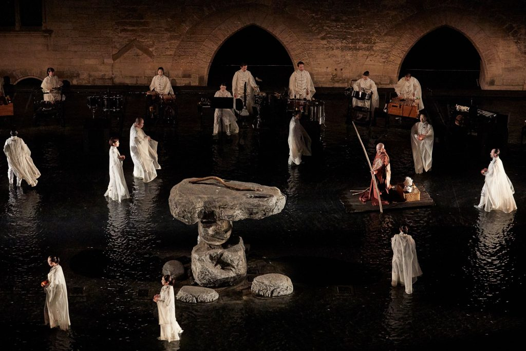 Antigone, Festival d'Avignon 2017